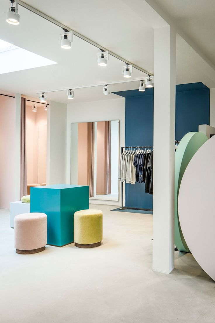 The pelican studio amsterdam by framework neon og puder for Amsterdam casa rosa
