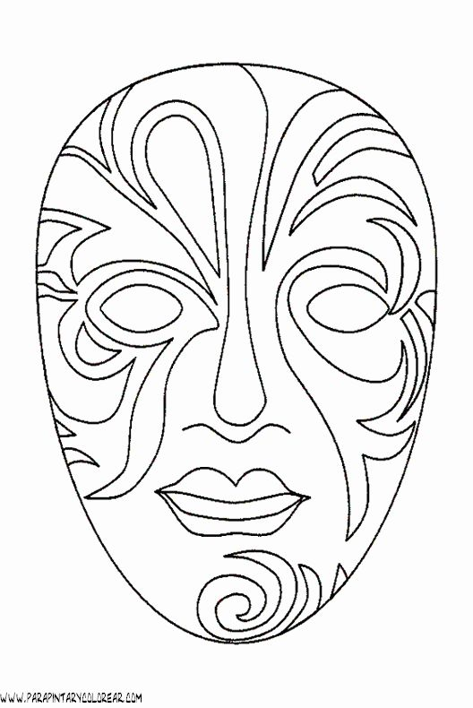 Best 25 desenhos de mascaras ideas on pinterest mascara - Mascaras para carnaval ...