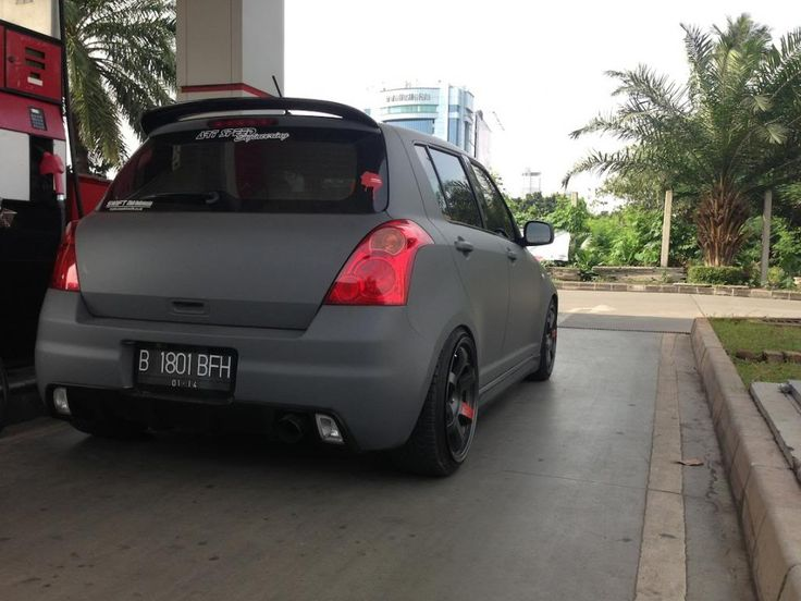 Suzuki Swift -=ZC 21 S Project=-