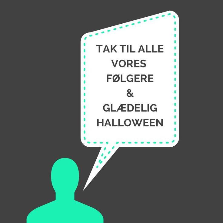 Glædelig halloween