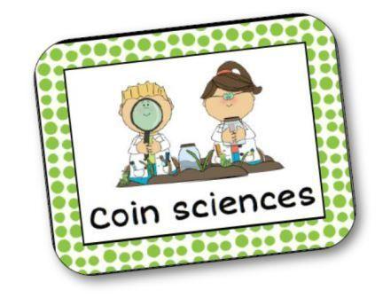 Etiquettes coin sciences 2