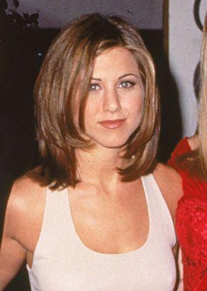 Jennifer Aniston as Rachel Green, Friends