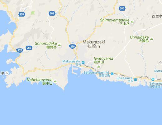Makurazaki, Bounotsu & Kasasa | KAGOSHIMA Visitors' GUIDE | 鹿児島ビジターズガイド