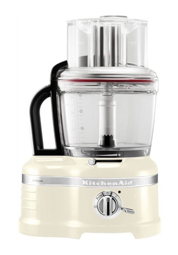 KitchenAid 5KFP1644BAC Artisan Food Processor - Almond Cream | Oldrids & Downtown - Oldrids & Co Ltd