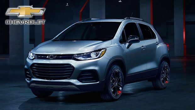 2020 Chevrolet Trax Affordable Small Suv With A Fuel Efficient