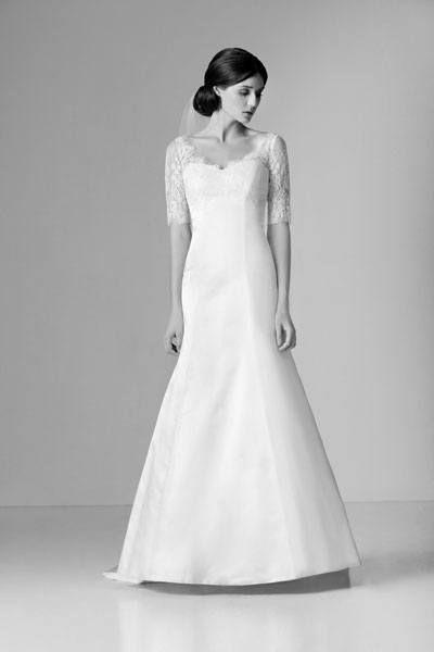 Bedste brudekjole 2012