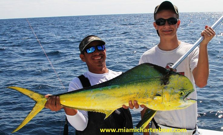 Enjoy your safe and adventurous fishing journey with our talented and experienced guide. See our full service here: http://www.miamicharterboat.com/     #FishingCharterBoatMiami #FishingCharterBoatSouthFlorida #FishingChartersMiami