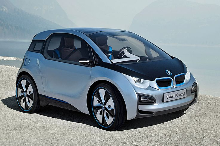 Bmw I1 Would Be Busy With The Development Of A Sports Car
