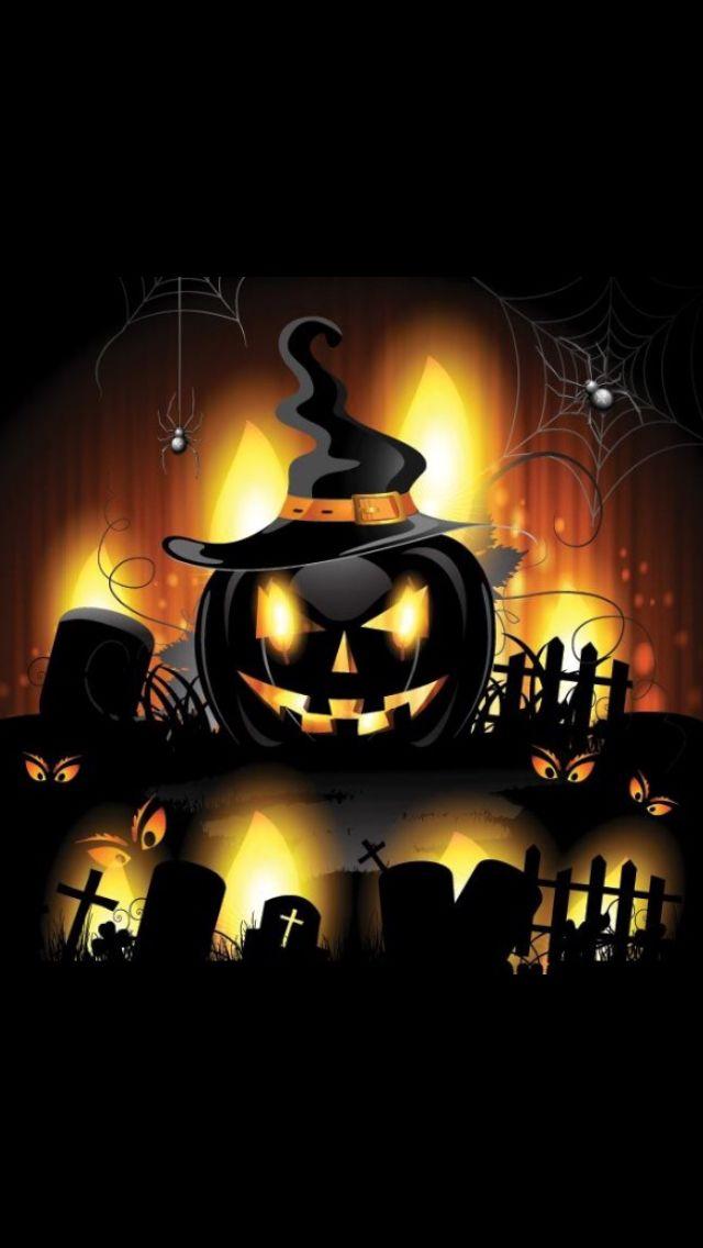 Black Pumpkin | Happy Halloween | Pinterest | Black ... Happy