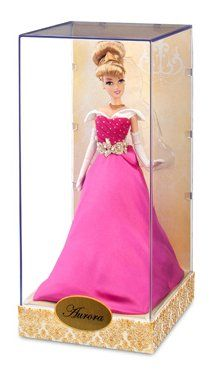 Aurora Disney Princess Designer Collection Doll