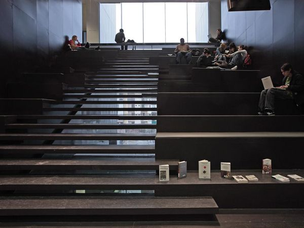 Library and Senior Citizens Centre Construction year: 2008 Architect. RCR Arquitectes. Barcelona #Catalonia