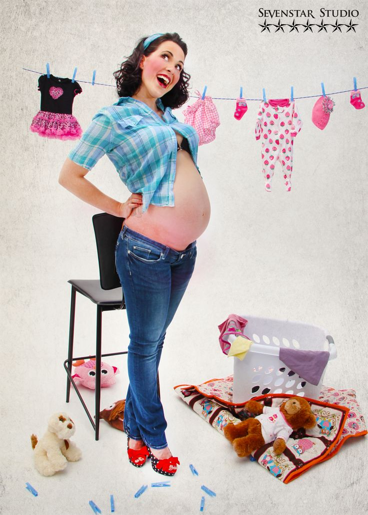 Maternity Pinup