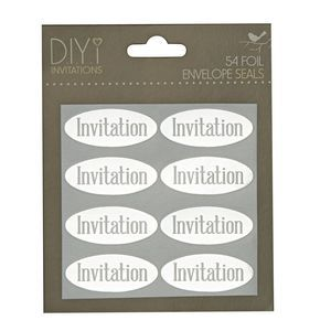 DIYI Envelope Seal - Invitation