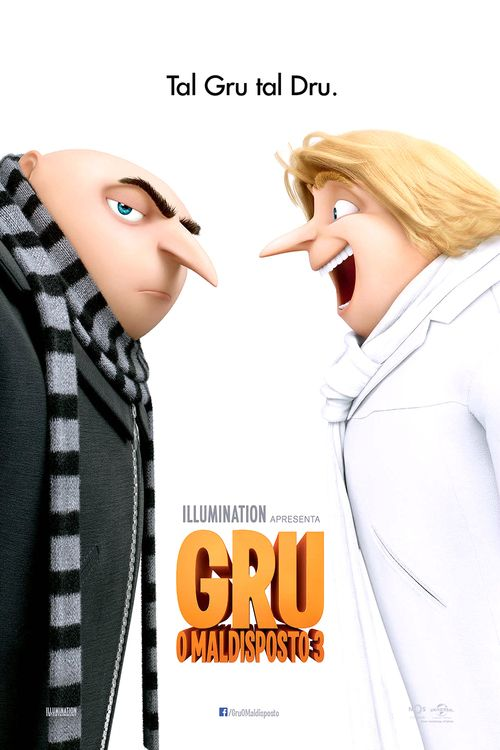 Watch Despicable Me 3 Full Movie Online