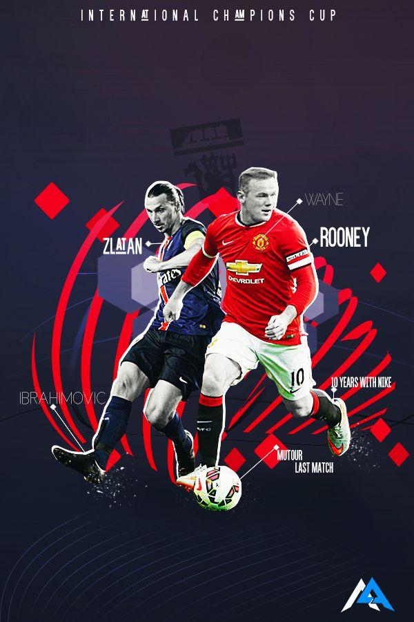 Final match of MUtour 2015! Man Utd vs PSG!