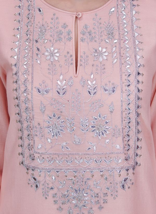 Indian Fashion Designers - Anita Dongre - Contemporary Indian Designer - The Belinda Suit - AD-SS17-PH-3-SS17DV028A