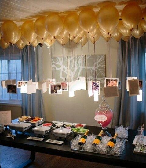 M s de 20 ideas incre bles sobre decoracion cumplea os - Ideas para celebrar 50 cumpleanos ...