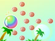 Free Online Puzzle Games, Have fun with a water gun and some bubble popping in Bubbulz!  Use your water gun to get around some difficult obstacles and blow up each bubble from smallest to largest!  You only have a limited number of shots, so aim carefully!, #bubbulz #bubble #shoot #puzzle #popper #poppit