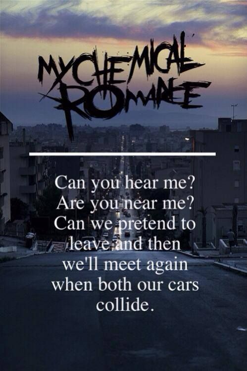 Helena by My Chemical Romance <3