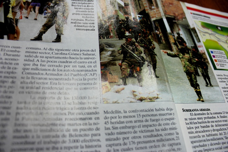 La Operación Orión era un fin predecible contando con el aumento de fuerzas insurgentes en los barrios marginales de las ciudad colombianas, dice la Revista Semana.
