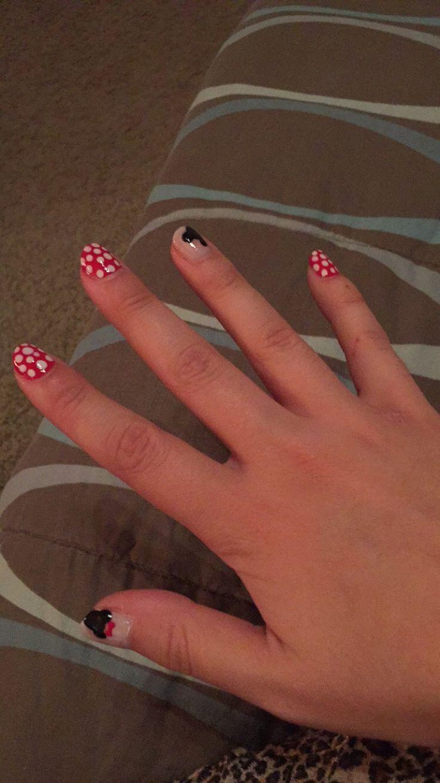 Disney nails! <3