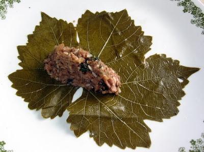 Dolmadakia (ντολμαδάκια-με-κιμά) www.kalofagas.ca