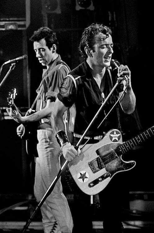 The Clash at Theatre Mogador, Paris, France, September 1981