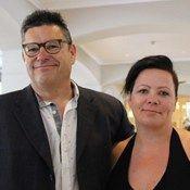 Teddy Hall & partner Bridget.jpg