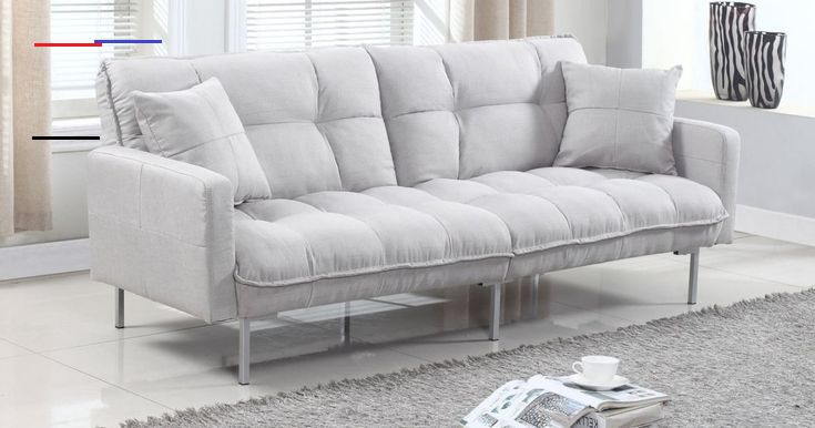 11 Surprisingly Stylish Sleeper Sofas