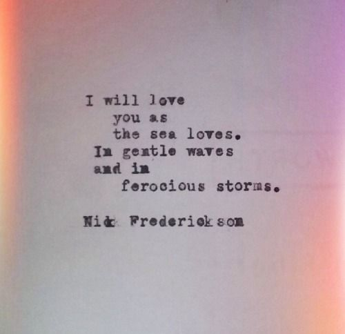 Quotes About The Ocean And Love: 25+ Best Sea Quotes On Pinterest