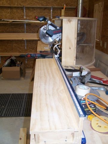 Compound Miter saw - Woodworking Talk - Woodworkers Forum