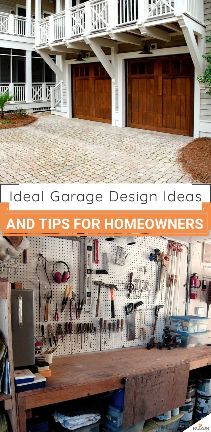 Garage Design Tips Ideal Garage Design Ideas And Tips For Homeowners Latest From
