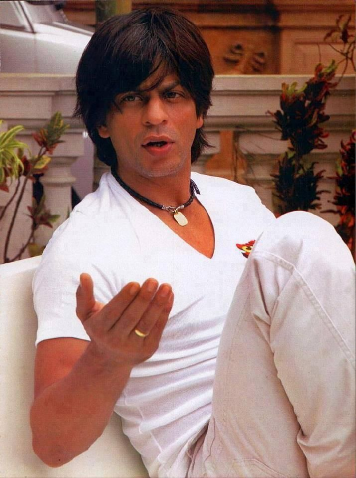 Shahrukh Khan  Twitter / Marina203: @Olivia García García Gulino SRK love you ...
