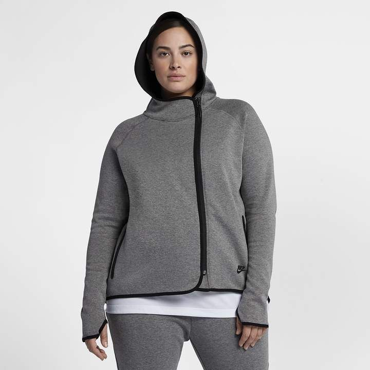 6de53a16ac Sportswear Tech Fleece (Plus Size) Women's Full-Zip Cape | Products ...