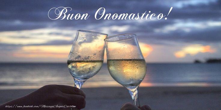 Cartoline di onomastico - Buon Onomastico! - messaggiauguricartoline.com
