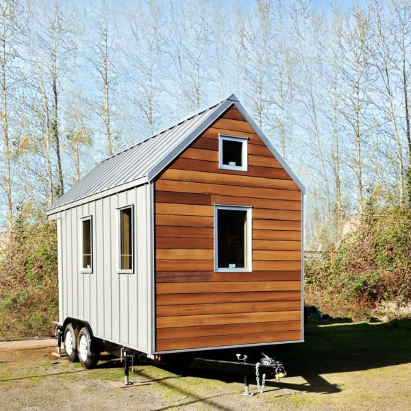 The Miterbox Tiny House On Wheels 003 Miter Box Modern