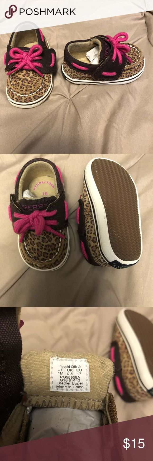 baby sperrys new without box baby sperrys Sperry Shoes Baby & Walker