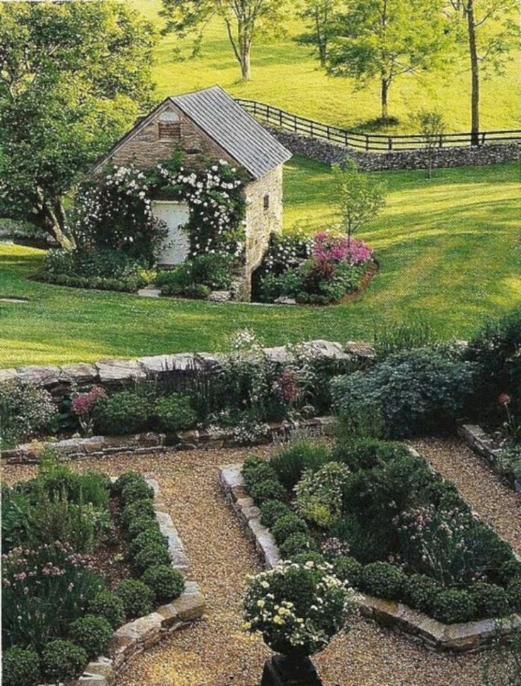 40 Simple Raised Garden Bed Inspirations Backyard Landscaping Ideas – Gardens