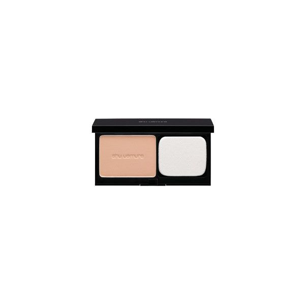 Shu Uemura Black Compact - Powder Foundation ($13) ❤ liked on Polyvore featuring beauty products, makeup, face makeup, foundation, makeup., spf foundation, compact powder foundation, pressed powder foundation, shu uemura foundation and shu uemura