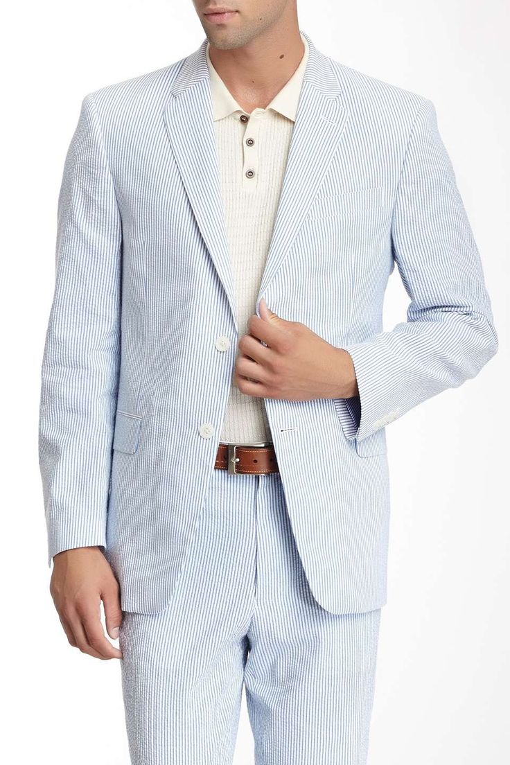 In the US, one of the most characteristic summer fabrics is disborunmaba.ga for slacks, jackets, shorts and suits, it not only comes in the original color of blue and white but also in a range of other colors. This guide is all about seersucker so you will know exactly what to look for the next time you are in the market for a summer suit.