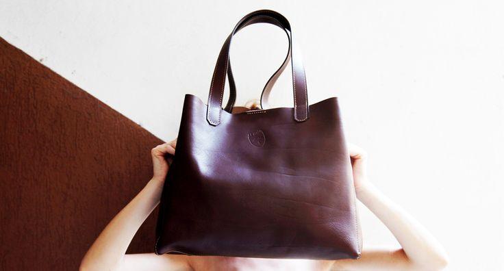 CONTRAST Tote Bag #onetsy #totebag #elmato #madeinitaly #originaldesign #highqualitymaterials