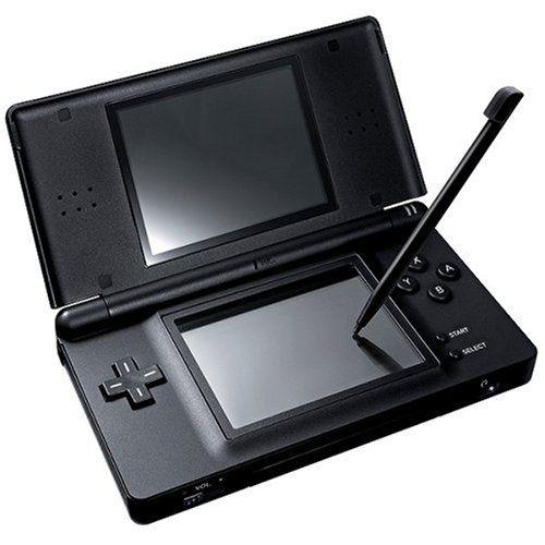 Nintendo DS Lite Onyx Black  http://www.cheapgamesshop.com/nintendo-ds-lite-onyx-black-2/