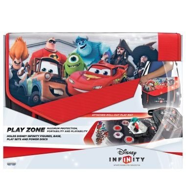 Disney Infinity PlayZone Messenger Bag.. Reduced to £30 10/2013