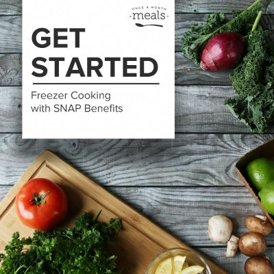 Freezer meals can be a substantial benefit for your family while on food assistance, offering quality homemade meals at a lower cost than perhaps expected.