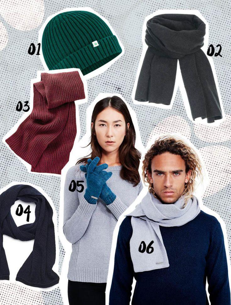 Kuschlige Fair Fashion WInter Accessoires: faire Mützen, Schals, Stirnbänder und Handschuhe jetzt auf dem Slow Fashion Blog sloris. Rund die Hälfte ist vegan. SLORIS- Slow down and fashion up!