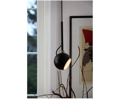 Strahler Globe Black