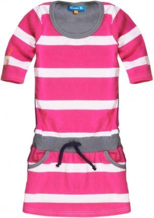Ninni vi dress stripe bij eb vloed lifestyle