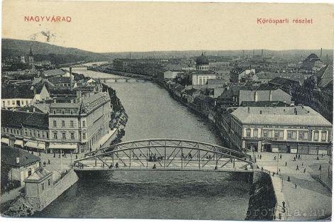 Romania, Nagyvárad, Oradea Mare, Großwardein - Oradea in trecut