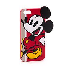 Coque pour téléphone portable Mickey Mouse