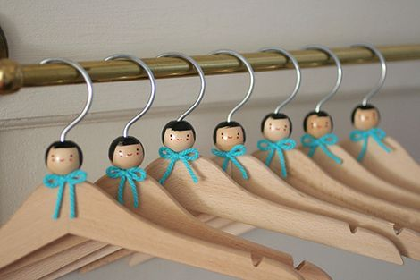 The Wooden Hanger Pals